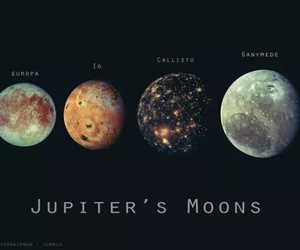 astronaut, astronomy, and jupiter image