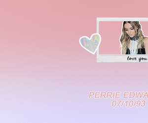 wallpapers, perrie, and perrie edwards image