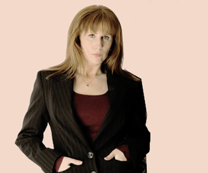 doctor who, donna noble, and catherine tate image