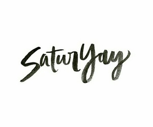 quotes, saturday, and happy image