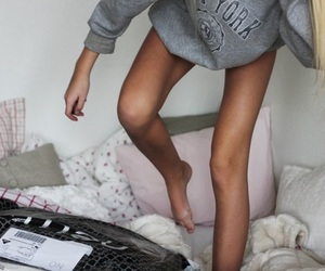skinny, legs, and thinspo image