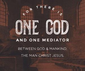 believe, jesus christ, and holy trinity image