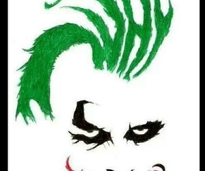 joker, why so serious, and batman image