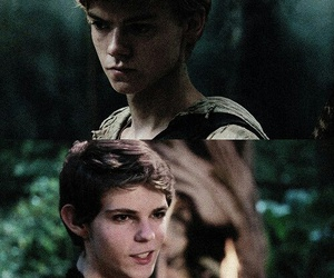 neverland, newt, and once upon a time image
