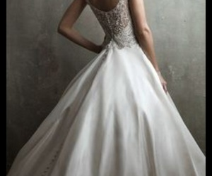 bridal, Couture, and wedding dress image