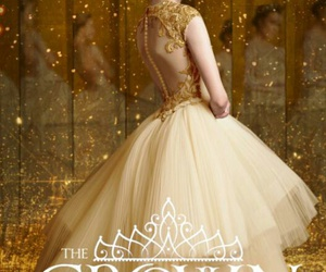 the crown, kiera cass, and the selection image