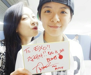 amber, f(x), and victoria image