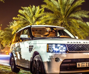luxury and range rover image