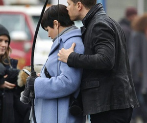 ️ouat, once upon a time, and snowing image