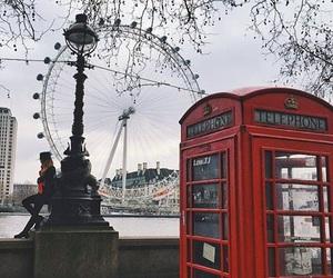 city, amazing, and london image