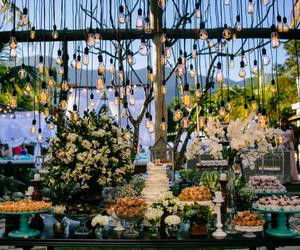 blue, casamento, and decoration image