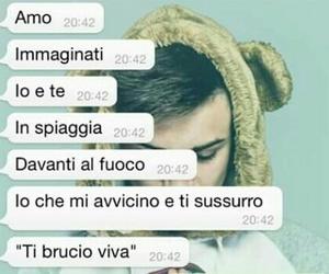 frasi, italiano, and ahahah image