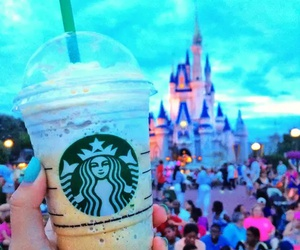 coffee, Dream, and DISNEYWORLD image