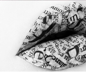 lips and words image