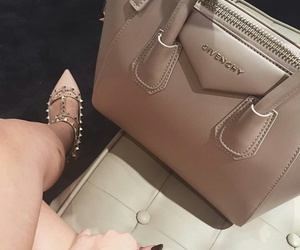 bag, Givenchy, and shoes image