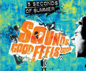 5sos, sounds good feels good, and 5 seconds of summer image