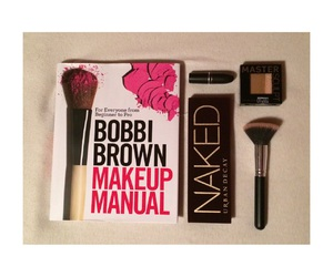 fashion, bobbi brown, and make up image