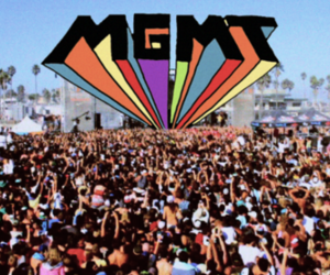 MGMT, concert, and music image