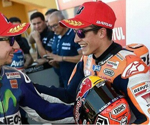 sport, jorge lorenzo, and marc marquez image