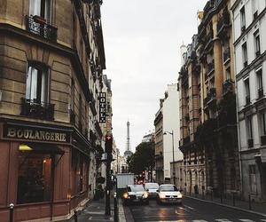 city, Dream, and paris image