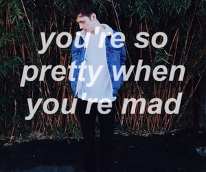 Lyrics, papercut, and troye sivan image
