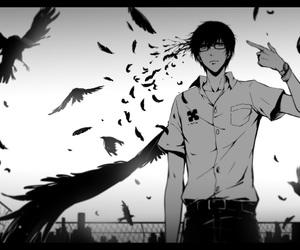 zankyou no terror, anime, and nine image