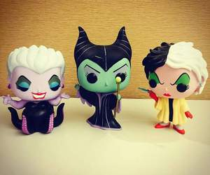 funko pop, cute, and ️ouat image