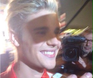 justin bieber, smile, and beliebers image