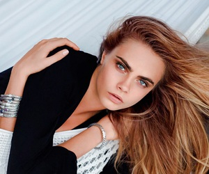 beauty, cara delevingne, and fashion image
