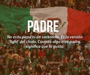 padre and méxico image