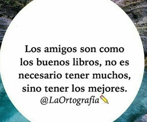 amigos, book, and frases image