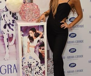 ariana grande and ari image
