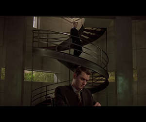 DNA, ethan hawke, and stairs image