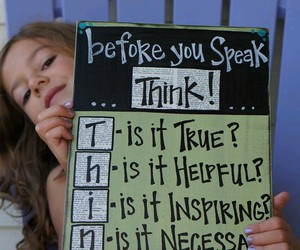 think, quote, and inspiring image
