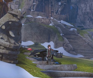 dreamworks, hiccup, and httyd image