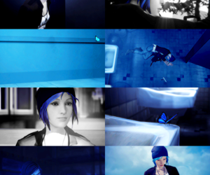 blue, spirit, and chloe price image