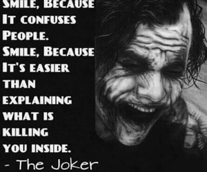 confusing, kill, and joker image