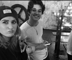 the vamps, bradley will simpson, and ebony day image