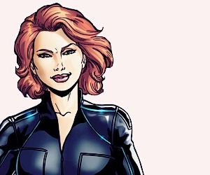 Scarlett Johansson, age of ultron, and Avengers image
