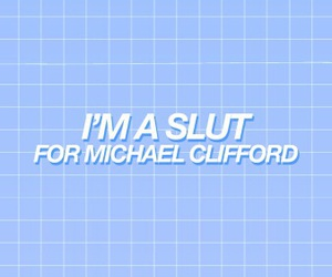 5sos and michaelclifford image