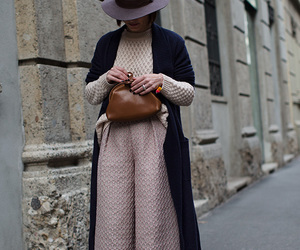 style, fashion, and hat image
