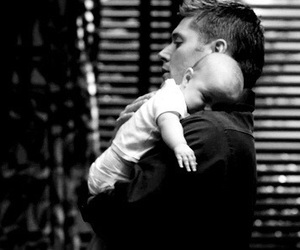 supernatural, dean winchester, and baby image