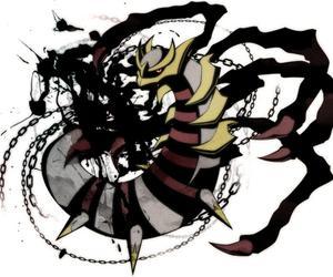 pokemon and giratina image