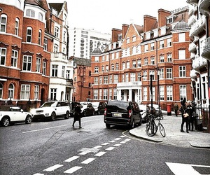 city, building, and london image