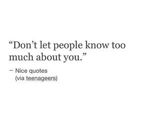 quote, people, and know image