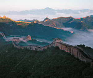 china, beautiful, and city image