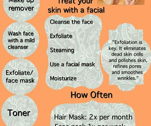beauty, diy, and skin care tips image