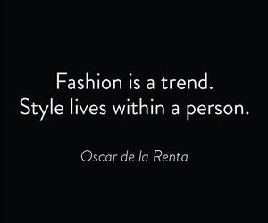 quote, fashion, and luxury image