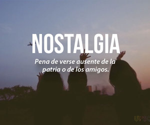 nostalgia, words, and frases image