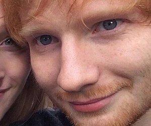 beautiful, ed sheeran, and blue image